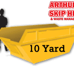 10 Yard Local Skip Hire