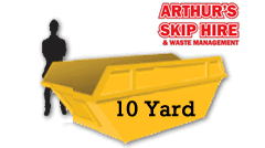 10 Yard Local Skip Hire 1
