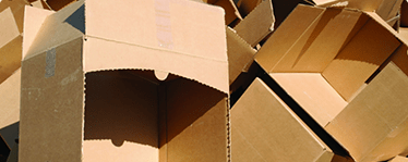 cardboard recycling south yorkshire